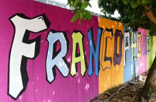 Article : Fresques murales à Treichville