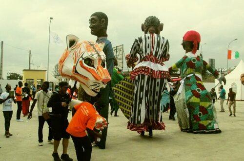 Article : Ivoire Académie Marionnette confirme sa médaille d'or de Nice à Abidjan