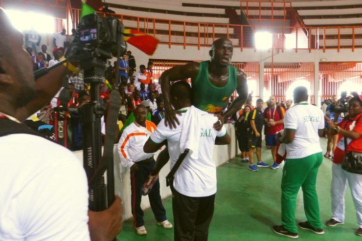 Abidjan2017-Lutte-senegal-canada-victoire