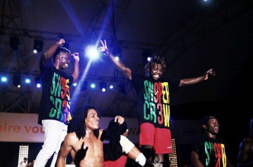 Article : Duels acrobatiques au concours de hip hop
