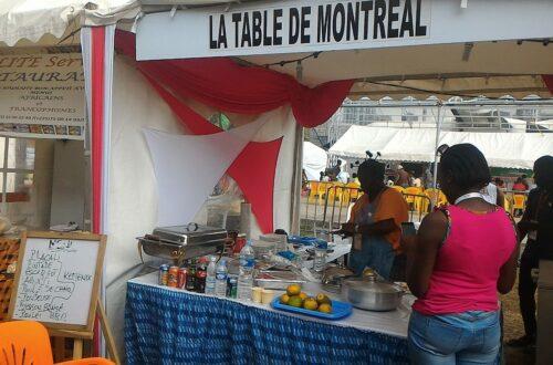 Article : Palais de la culture: grève levée et sourires des restaurateurs