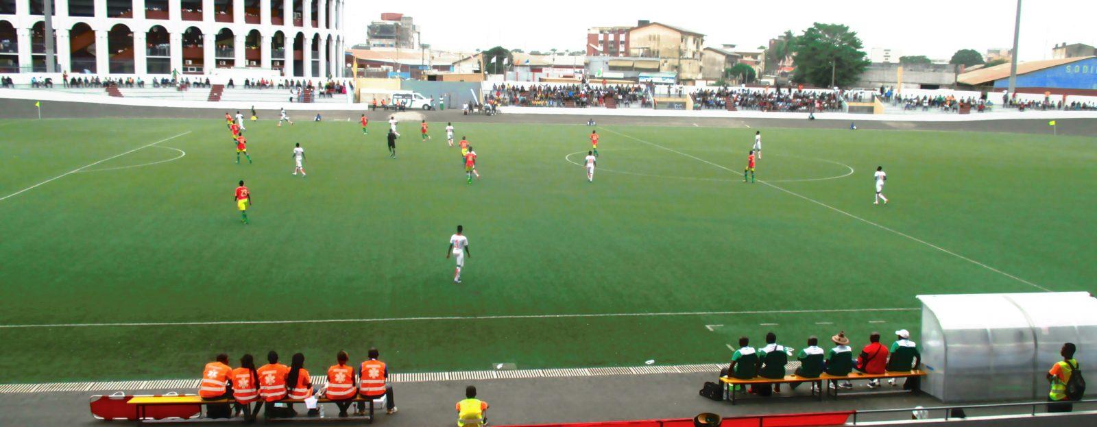 Football - Burkina Faso