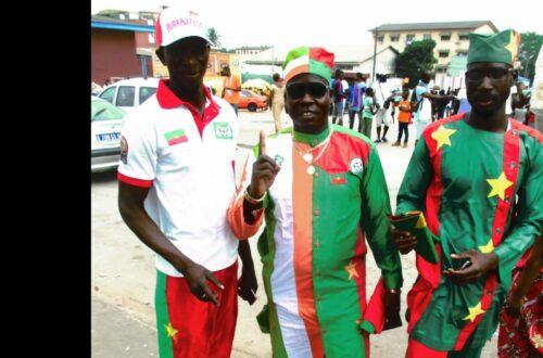 Article : Burkina Faso: le pays des supporteurs intègres